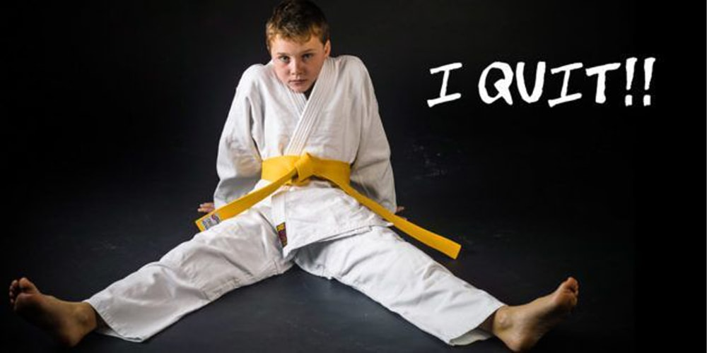 WHY I NEVER LET MY KIDS QUIT…ANYTHING